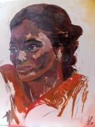 Anne Dussaule Langlois - visage