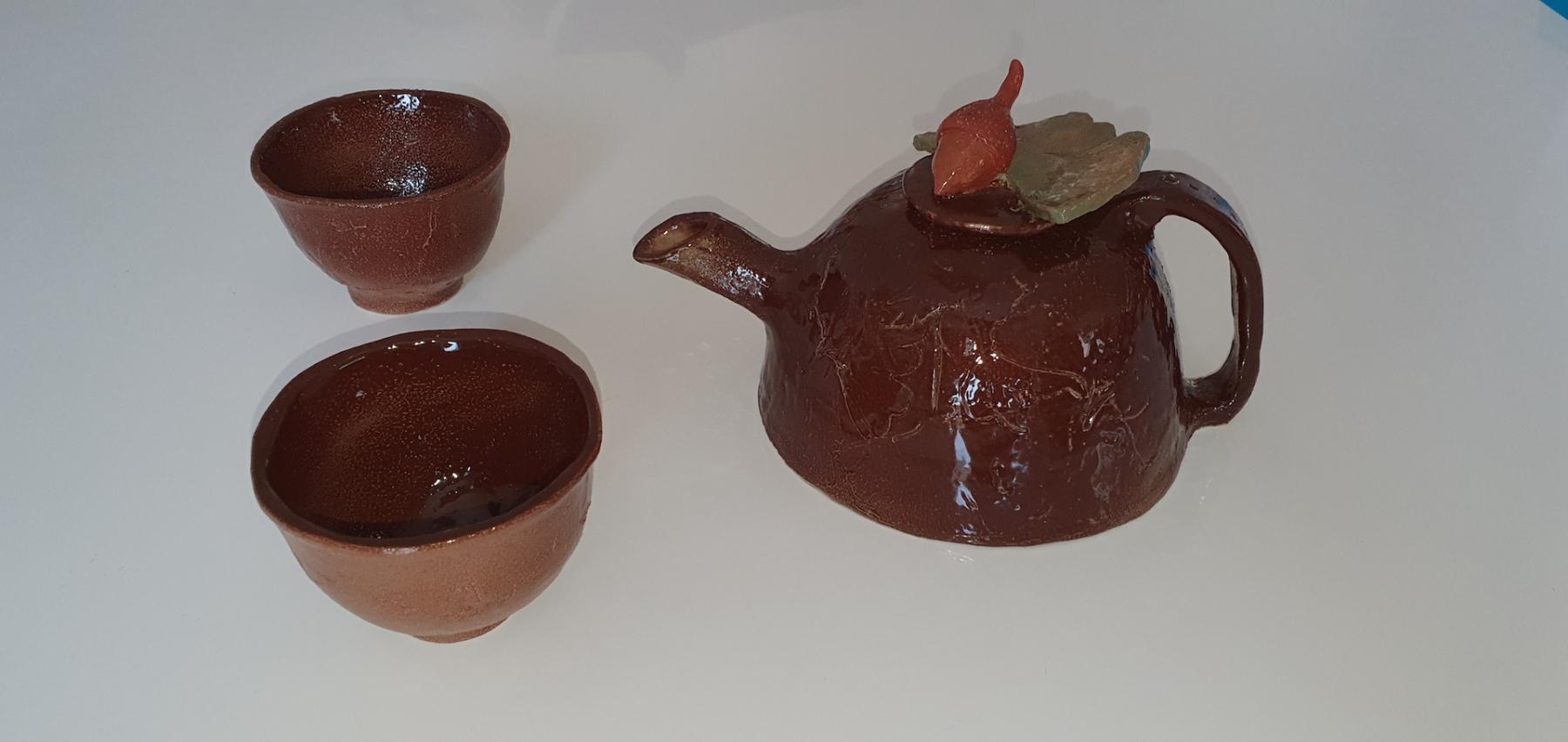 Florence COURBIS - céramique grès