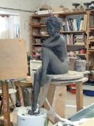 sculpture Nathalie