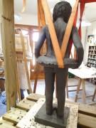 2020/03- Summer 5 - Sculpture et modelage grès