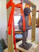 2020/03- Summer 6 - Sculpture et modelage grès