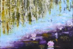Patricia Mery - A fleur d'eau