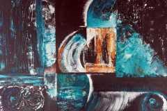 Patricia Mery - Espace 2 - 50x70