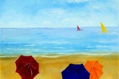 Patricia Mery - plage