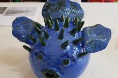 Sandra Groën - céramique en grès