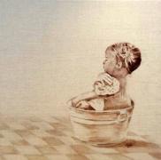Dominique Juveneton-Bebe baignoire