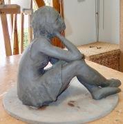 Elisabeth Granjon - sculpture céramique grès