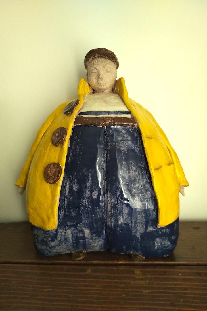 Lydie Burel - Sculpture céramique