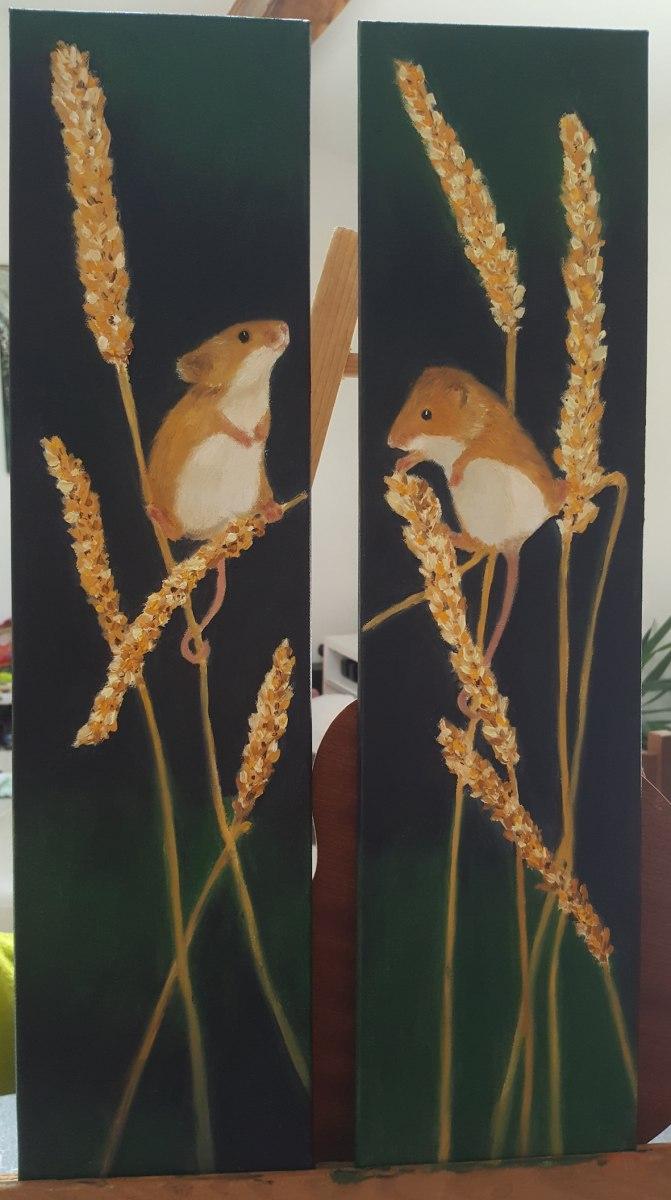 Mélissa Dorfman - peintures