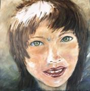 Mireille GIRBAUD - Portrait