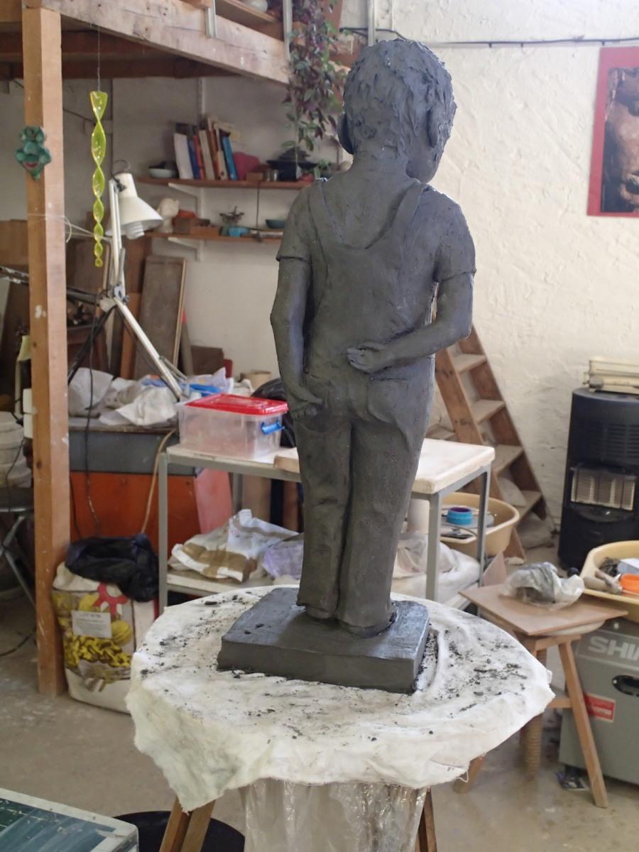 2010-Mae - Sculpture et modelage grès
