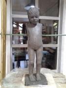 2020/03- Summer 1 - Sculpture et modelage grès