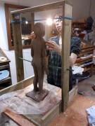 2020/02- Yurga 03 - Sculpture et modelage grès