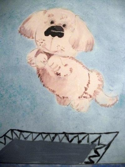 Nina Malric-(chien)