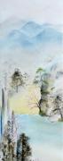 Patricia Mery - Brume au pays du matin calme