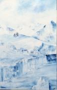 Patricia Mery - D'eau et de glace grand format