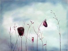 Patricia Mery - Entre les herbes