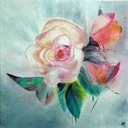 Patricia Mery - Rose douceur