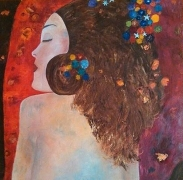 Sandra Groën-peinture