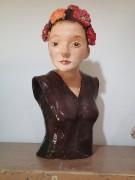 Sonia Morin - modelage céramique en grès